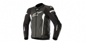 Alpinestars Missile Leather Jacket Tech-Air Compatible